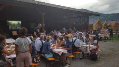 Eröffnungsfreier am Niederthalerhof