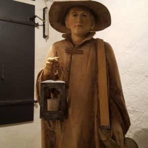 Wächter im Weißen Turm von Brixen
