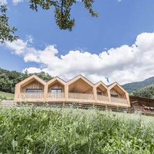 Natur Chalets in Südtirol
