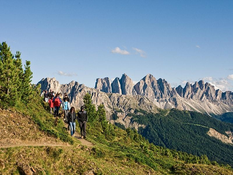 Wanderurlaub Südtirol
