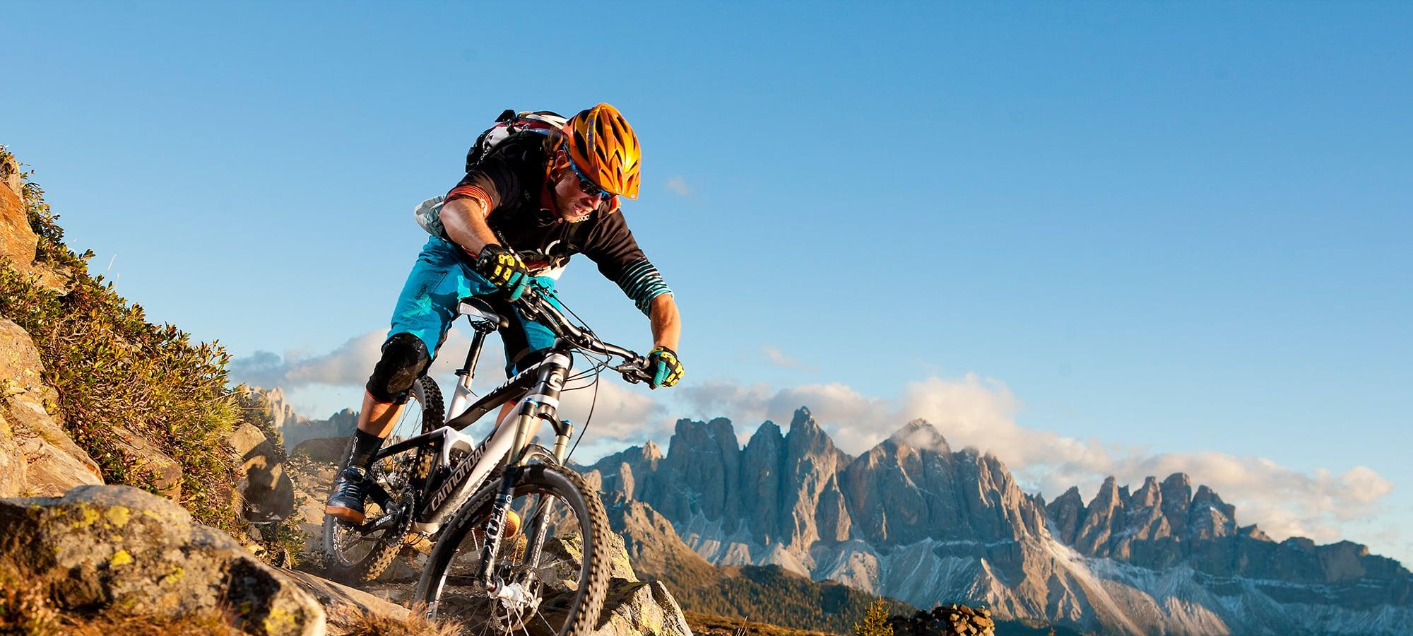Mountainbike Urlaub