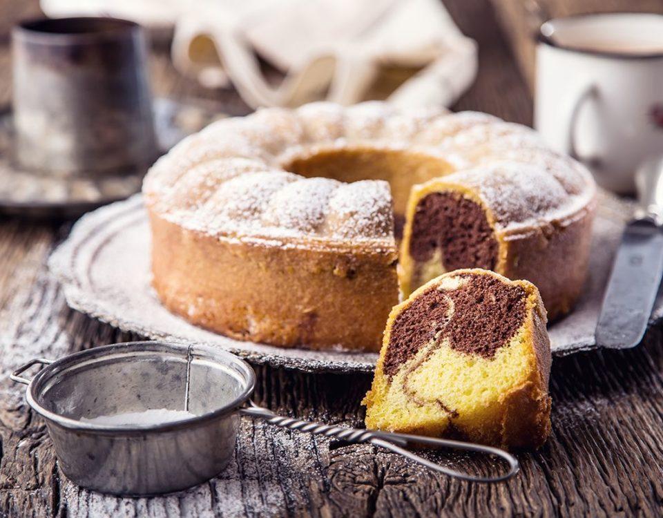 Marmorkuchen vom Niederthalerhof