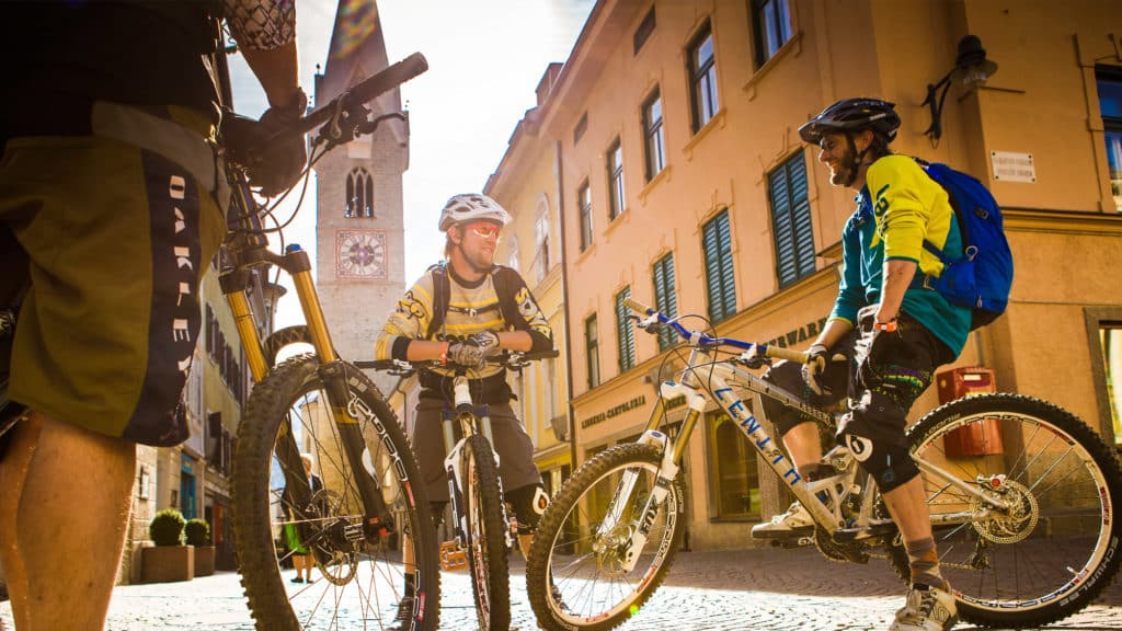 Mountainbike Testival in Brixen