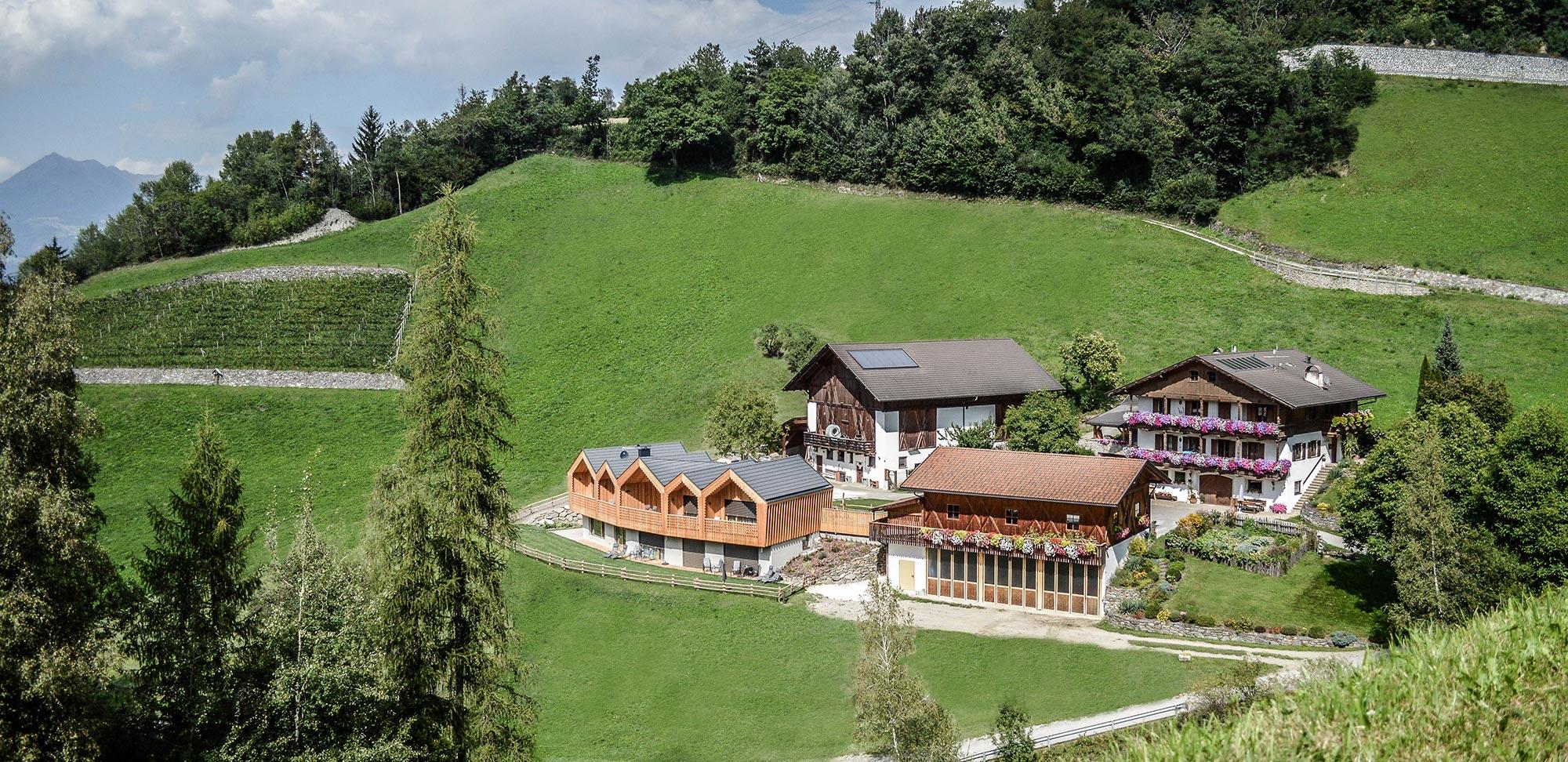 Niederthalerhof Chalet in montagna