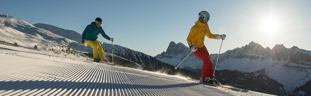 Skiurlaub auf der Plose im Romantik Ski Chalet