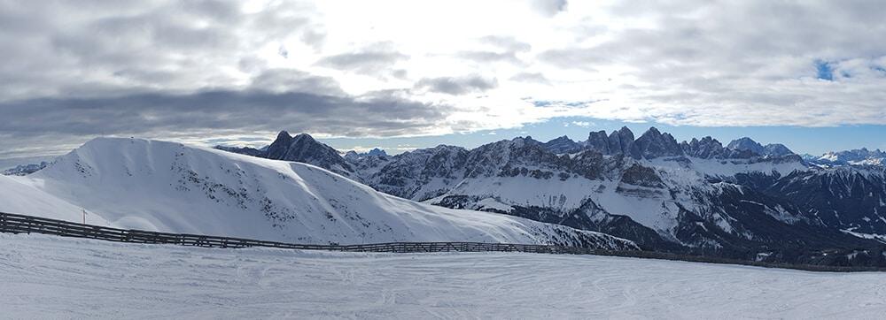 Skitour oder Schneeschuhwandern auf den Gabler