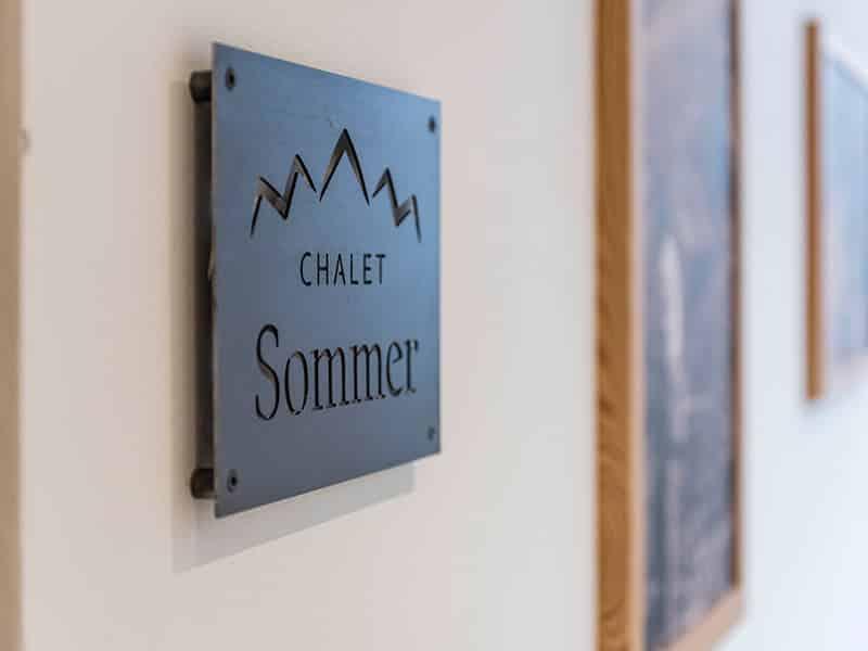 Chalet Sommer